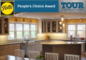 Tour of Remodeled Homes: Fleming Construction Wins 2015 People's Choice Award
