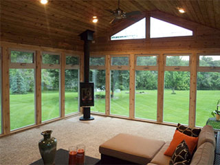 Sunrooms And Additions Enhance The E Value Beauty Of