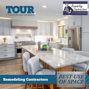 Remodeling Contractors- Best Use of Space 2020