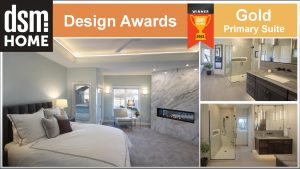 Remodeling Contractors wins Gold in dsm Magazine's design awards